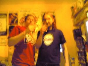 Boom Shanka Ted? 23 03 2006